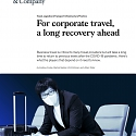 (PDF) Mckinsey - For Corporate Travel, A Long Recovery Ahead