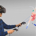 (Video) Virtual Reality Blood Flow Simulation To Improve Cardiovascular Interventions