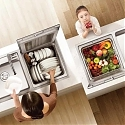 (Video) This 3-in-1 Dishwasher was Designed to Fit in Your Sink- The Fotile Dishwasher