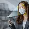 TrinamiX Beam Profile Analysis Works Where Facial Recognition Fails Due to Face Protection Masks