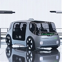 Jaguar Land Rover Unveils Electric City Car 'Project Vector'