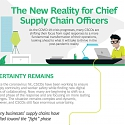 (Infographic) The New Reality for Chief Supply Chain Officers