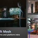 (Video) Microsoft Unveils Mesh for AR/VR Meetings