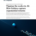 (PDF) Mckinsey - Tipping the Scales in AI : How Leaders Capture Exponential Returns