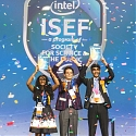 (Video) Autonomous Robotic Window Cleaner Takes First Place at Intel ISEF
