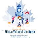 (Infographic) Investing in Canada : The Silicon Valley of the North