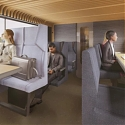 The Netherlands' New Train Cars are Nicer Than Your Office