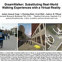 (PDF) Microsoft DreamWalker : Substituting Real-World Walking Experiences with a Virtual Reality