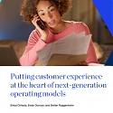 (PDF) Mckinsey - Putting Customer Experience at the Heart of Next-Generation Operating Models