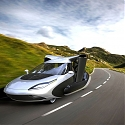 (Video) Terrafugia's Driverless Flying Car Concept Remedies Future Traffic Anxiety