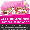 (Infographic) What Cities Around The World Eat For Brunch