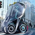 This Futuristic 3-in-1 Mobility Concept - Mobility-R3