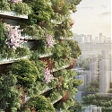 Stefano Boeri to Construct Asia's First Vertical Forest Tower in China