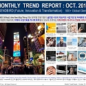 Monthly Trend Report - October. 2018 Edition