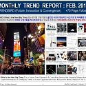 Monthly Trend Report - February. 2017 Edition