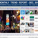 Monthly Trend Report - December. 2018 Edition