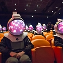 National Geographic Built 'Space Projection Helmets' for Its New Show