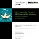 (PDF) Deloitte - Asset Management M&A : Industry Outlook 2017 and Beyond