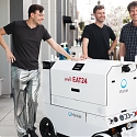 (Video) Marble and Yelp Eat24 Start Robot Food Delivery in San Francisco