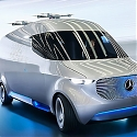 Mercedes-Benz and Matternet Unveil Vans That Launch Delivery Drones