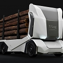Sweden's Electric Robo-Truck Is Made for Life in the Forest - Einride