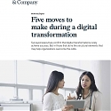 (PDF) Mckinsey - 5 Moves to Make During a Digital Transformation