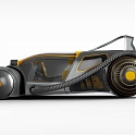This Conceptual Dyson Racecar is a 3D Mashup of Its Most Famous Products