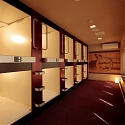 Nadeshiko Hotel Shibuya, A New Designer Capsule Hotel Exclusively for Women