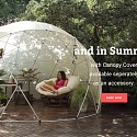 Garden Igloos, Creates a Canopy for Your Garden