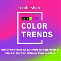 (Infographic) Shutterstock's 2019 Color Trends : Discover the World's Most Popular Colors