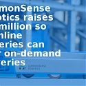 CommonSense Robotics Raises $20M for Robotics Tech for Online Grocery Fulfilment