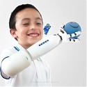 (Video) Lego-Compatible Prosthetic Arm Lets Kids' Imaginations Run Wild