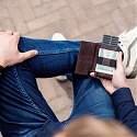 Solar-Powered Smart Wallet Reveals Its Whereabouts with Voice Commands - Ekster 3.0
