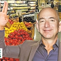 Amazon Tests Whole Foods Payment System That Uses Hands as ID