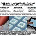 (PDF) GelTouch - Make Your Own Buttons with a Gel Touch Screen