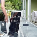 (Video) SolPad Residential Solar Panels Come With built-In Battery Storage and An Inverter