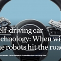 (PDF) Mckinsey - Self-Driving Car Technology : When will the Robots Hit the Road ?