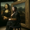 'Mona Lisa' Gets Envisioned In 3D At The Louvre's Massive Da Vinci Exhibition