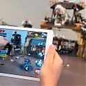 LEGO AR Playgrounds is an iOS Portal to Mixed Reality Experiments