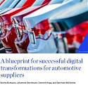 (PDF) Mckinsey - A Blueprint for Successful Digital Transformations for Automotive Suppliers