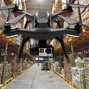 Walmart Testing Warehouse Drones to Catalog and Manage Inventory