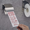 (Video) Tokyo Airport Now Has Toilet Paper for Smartphones