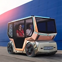 Rinspeed Shrinks Its Modular, Self-Driving Pod Car - MicroSNAP System