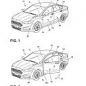 (Patent) Ford Patents Car Doors That Open When You Tell Them To
