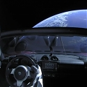 (Video) SpaceX Beams Live Feed From Its Spacefaring Tesla Roadster