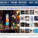 Monthly Trend Report - October. 2016 Edition