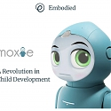 (Video) Moxie is a Pixar-Inspired Robot Backed by Toyota, Sony, Amazon, and Intel