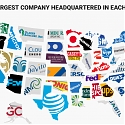 (Infographic) The Largest Company Headquartered in Each State