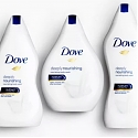 (Video) Dove Matches Its New Body Wash Bottles To Your Body Type