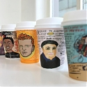 Coffee Cups Carry Illustrations of Missing People in Australia This Week